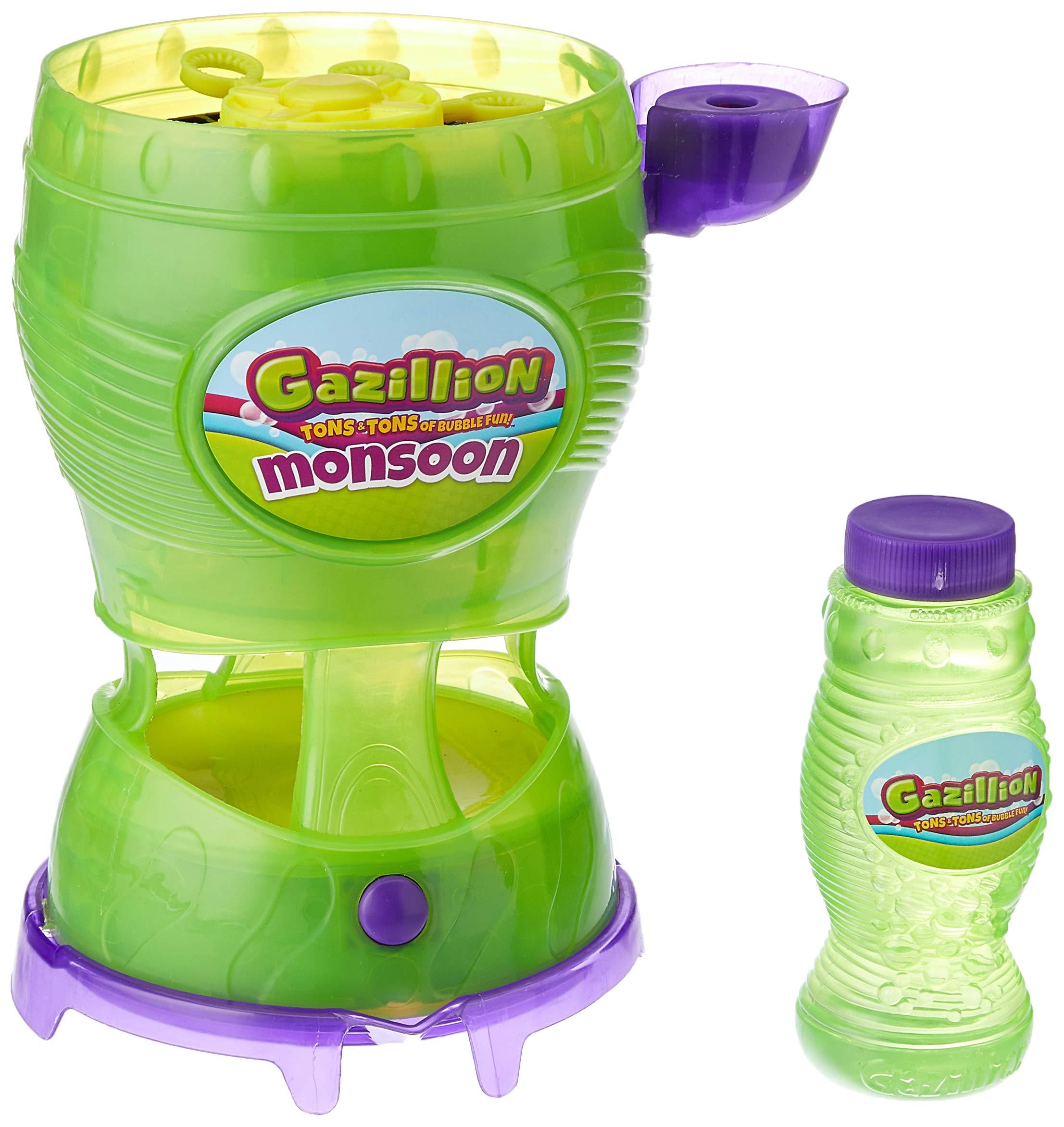 Gazillion Monsoon Toy, Blue/Green