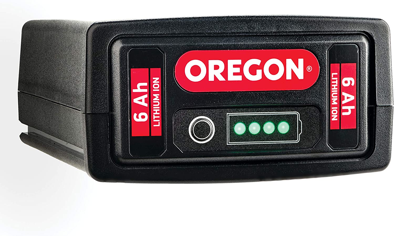 Oregon Cordless 40-Volt Max B662 6.0 Ah Lithium-Ion Battery Pack