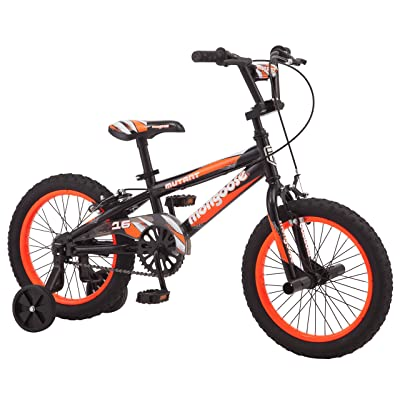 "16"" Mongoose Mutant Boys\' Bike: Baby"