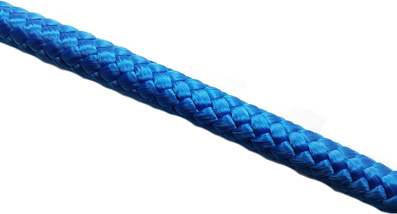 Kacperek Polypropylenseil 10m//12mm 1300kg Polypropylen Seil Reepschnur Leine Tau Schnur Festmacher Rope