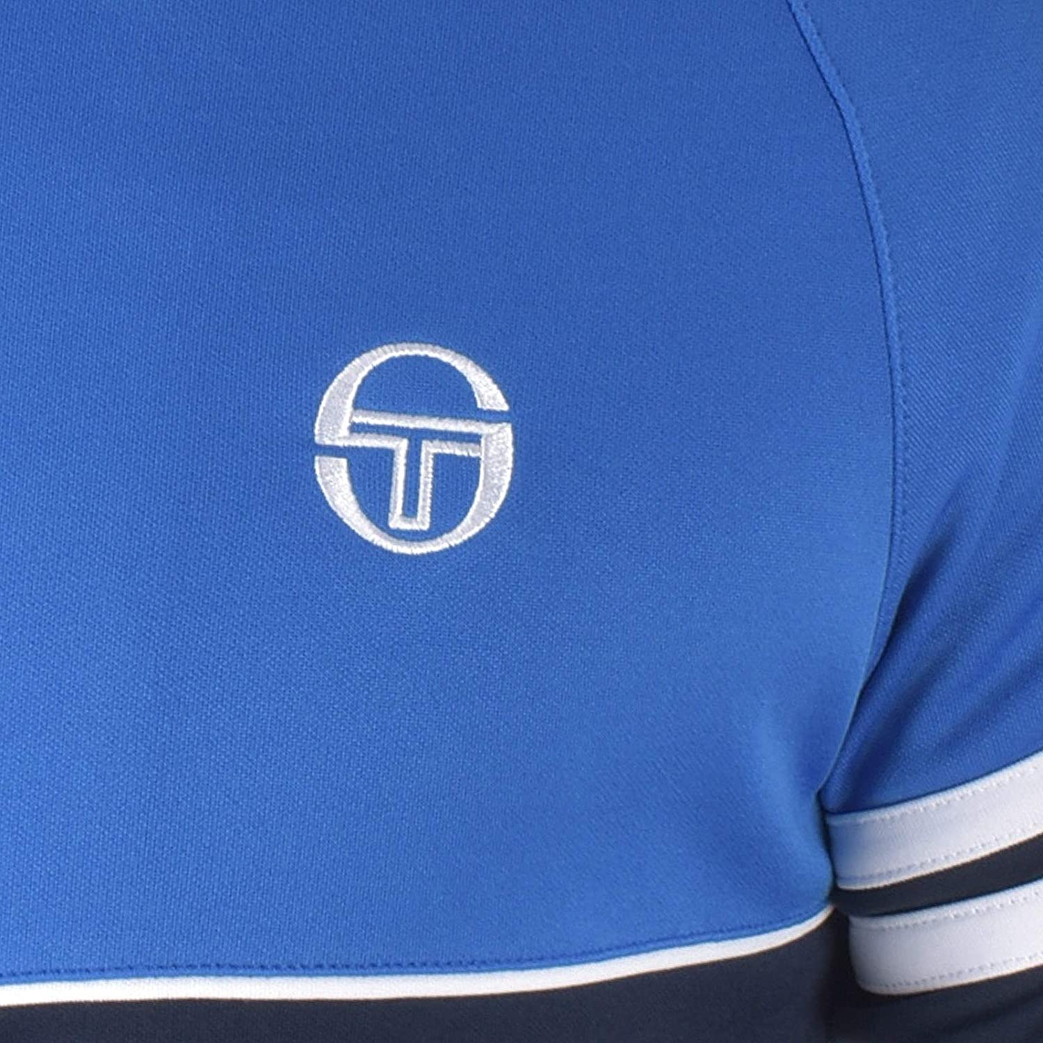 Sergio Tacchini Mens Orion Casual Track Jacket M Royal//Navy