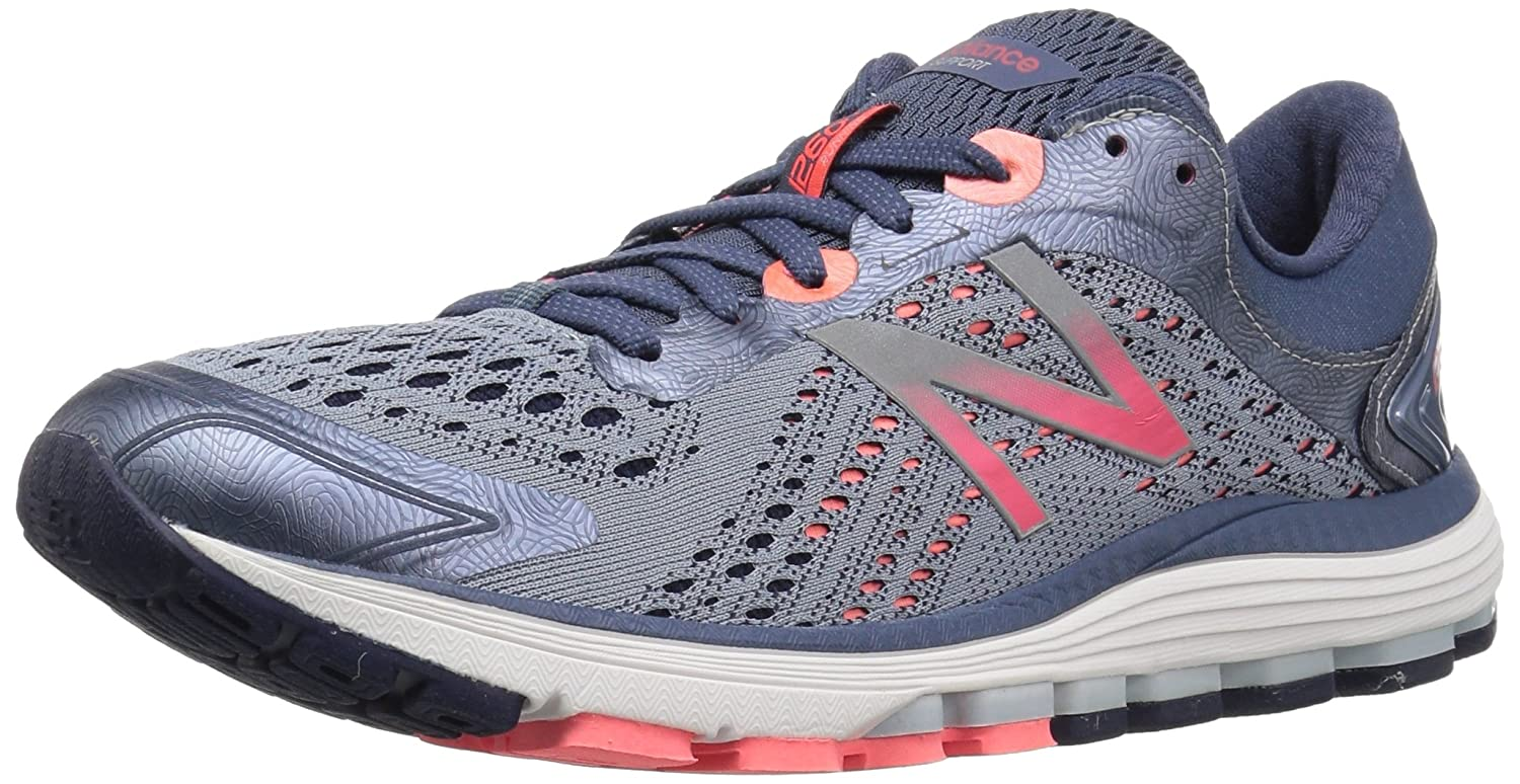 New Balance Women's 1260v7 Running Shoe B01MZHWSQX 7 B(M) US|Reflection/Vintage Indio