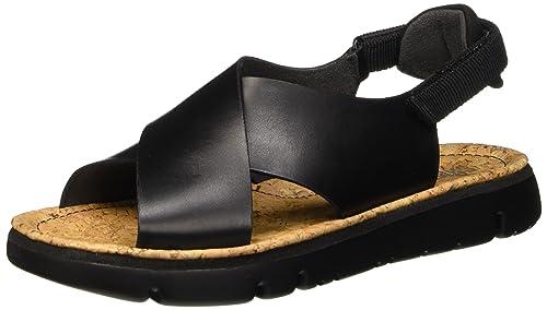 Camper ORUGA - Sandals - black xpvyu9yL