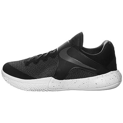 Nike Zoom Live 2017 Zapatillas de Baloncesto para Hombre, Negro