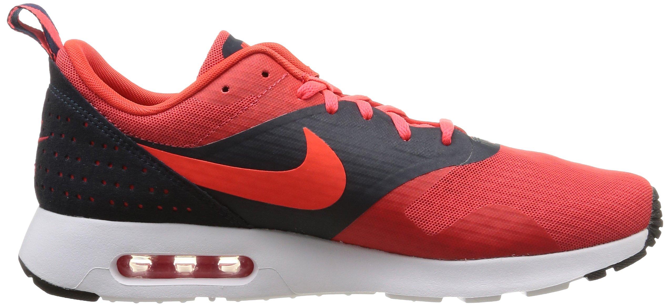 Nike Air Max Tavas Essentiel Schuhe Rio-brillante Obsidienne Sombre-cramoisi - 45,5