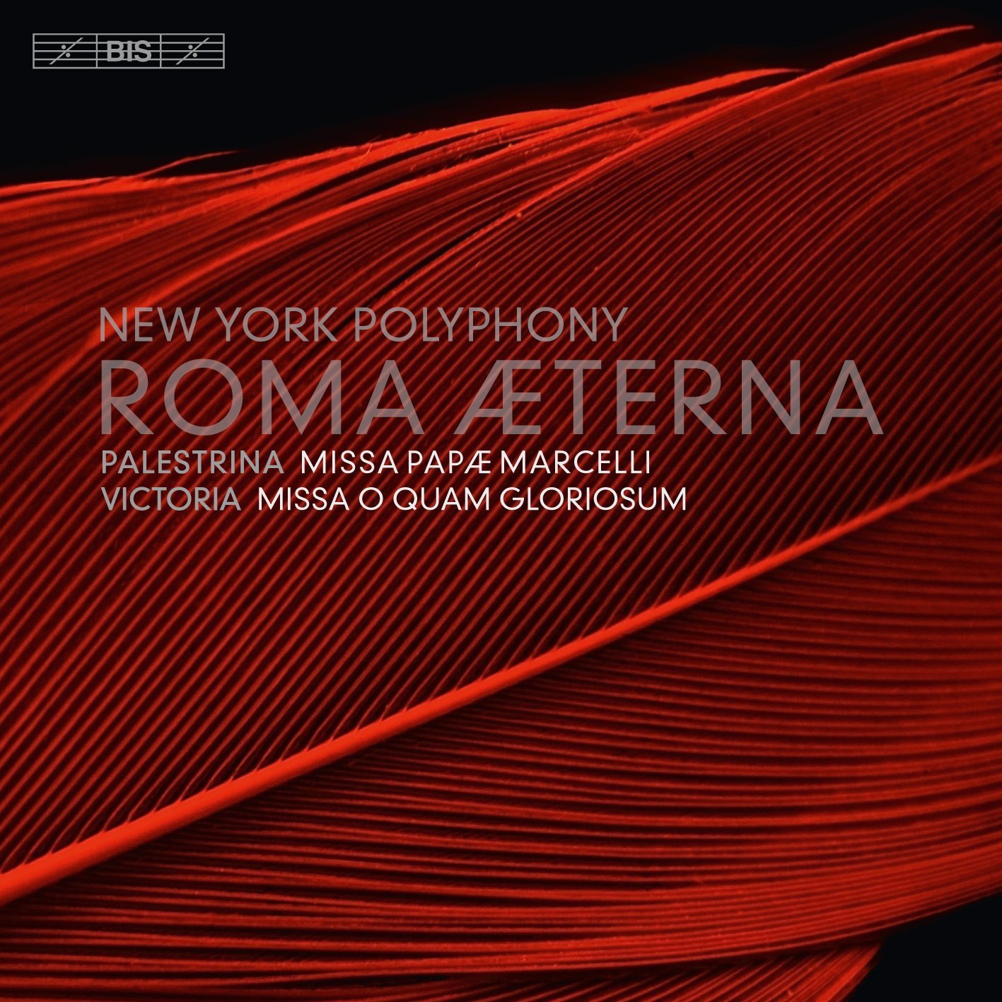 SACD : New York Polyphony - Roma Aeterna - Two Roman Masses (Hybrid SACD)