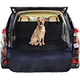 Pawple Pets SUV Cargo Liner Cover for SUVs and Cars Waterproof Material Non Slip Backing Extra Bumper Flap Protector…