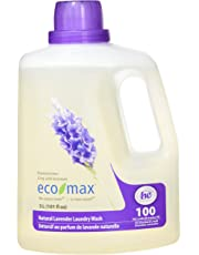 Eco Max Laundry Products-LavenderLaundry Wash