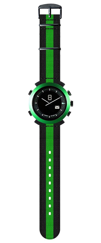 Cogito CW2.0-025-01 - Smartwatch, negro y verde: Amazon.es ...