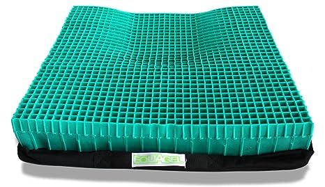 Amazon.com: equagel Protector terapéutico cojín de asiento ...