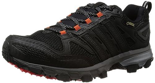 Adidas Response Trail 21 GTX - Zapatillas de running para hombre, Schwarz (Black 1