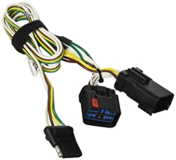 81kWeXESKRL._SX355_ amazon com curt 55381 custom wiring harness automotive Wiring Harness Diagram at soozxer.org
