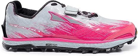 Altra King MT 1.5 Mujer Zero Gota todoterreno Zapatillas running NARANJA/MORADO: Amazon.es: Zapatos y complementos