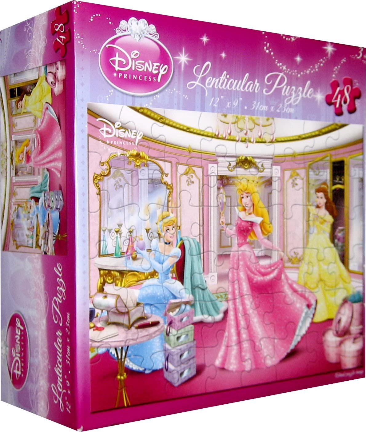 Disney Cinderella Lenticular Mouse Pad