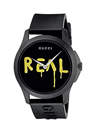 ad7f59cc131 Image Unavailable. Image not available for. Color  Gucci Ghost G-Timeless  ...