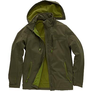 6dee9ee08cce First B Herren Winterjacke Softshell Outdoor Jacke  Amazon.de  Bekleidung