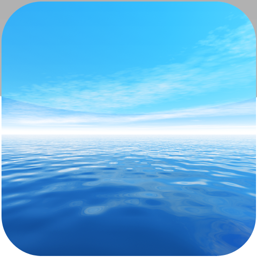 Ocean live wallpaper Ocean Big Blue ( live theme live android live background live ocean live desktop live water live liquid  )