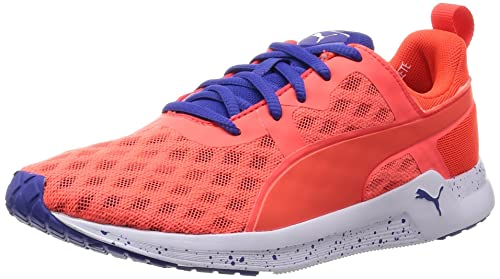 Puma Pulse Xt V2 Ft Wns, Sneaker Woman (Fitness &), Red Blast/Royal Blue, 7 EU
