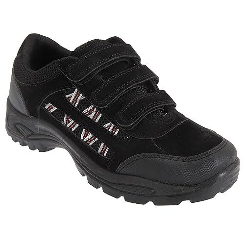 Dek - Zapatilla para la montaña con cierre de velcro Modelo Ascend Hombre Caballero: Amazon.es: Zapatos y complementos