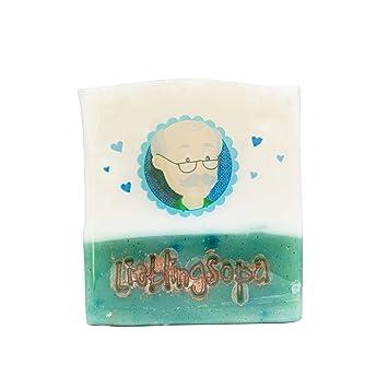 Weihnachtskarten Mit Duft.Myoma Weihnachts Geschenk Opa Handgesiedete Seife Opa Gratis Weihnachtskarte Tolle Handgemachte Seife Mit Frischem Duft Geschenk Für Opa