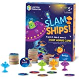 Learning Resources Slam Ships Sight Words Game, Homeschool, Visual, Tactile and Auditory Learning, Ages 5+