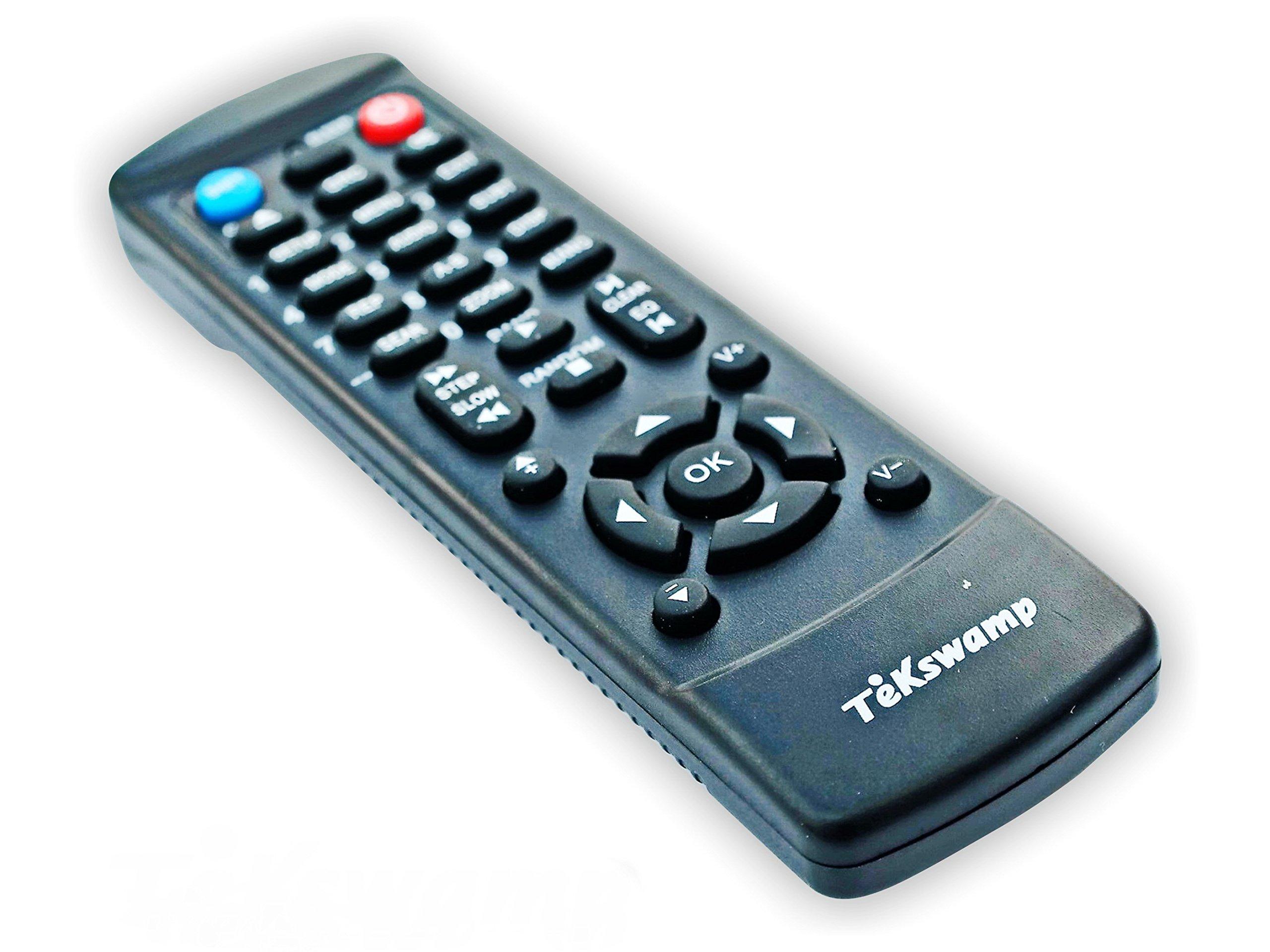 Remote Control for Samsung HT-DS100 by Tekswamp by Tekswamp (Image #2)
