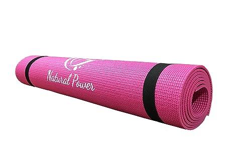 Esterilla de yoga - Natural de alimentación Basic ...