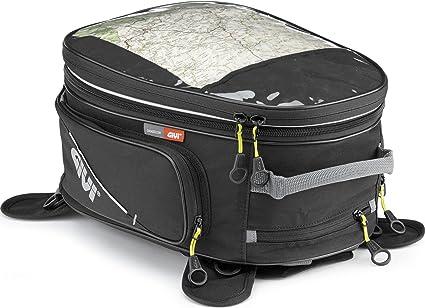 Oferta amazon: Givi EA102B Easy Bag - Bolsa de depósito universal expandible, dotada de imanes para la fijación al depósito, volumen 25 l, carga máxima 3 kg