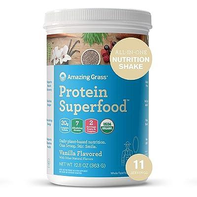 Amazing Grass Protein Superfood: Vegan Protein Powder