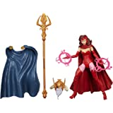 "Marvel univers série 3.75/"" 4 SCARLET WITCH FIGURE #16 Hasbro 2011 NEUF"