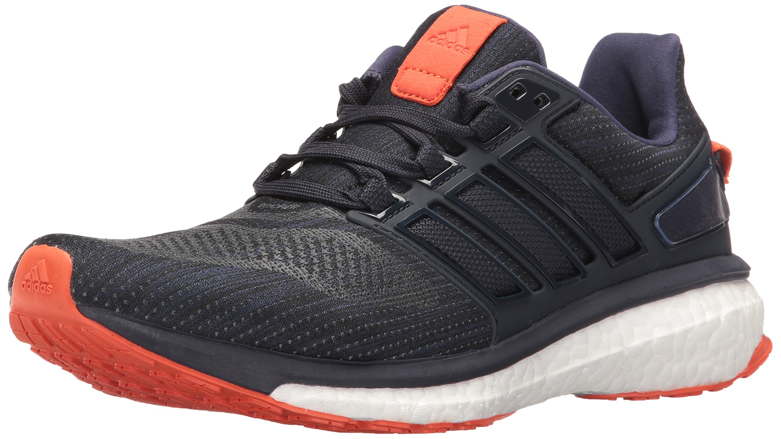 reasonable price new arrive later Galleon - Adidas Men's Boost 3 M Running Shoe, Navy/Mid ...