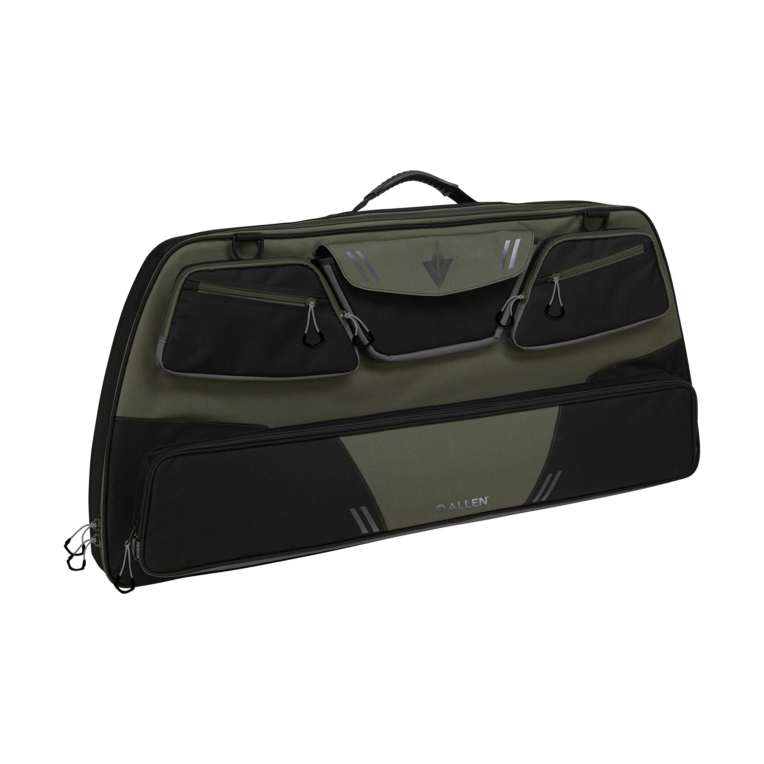Aconite Compound Bow Case 41 inches - Green/Black by Allen Company