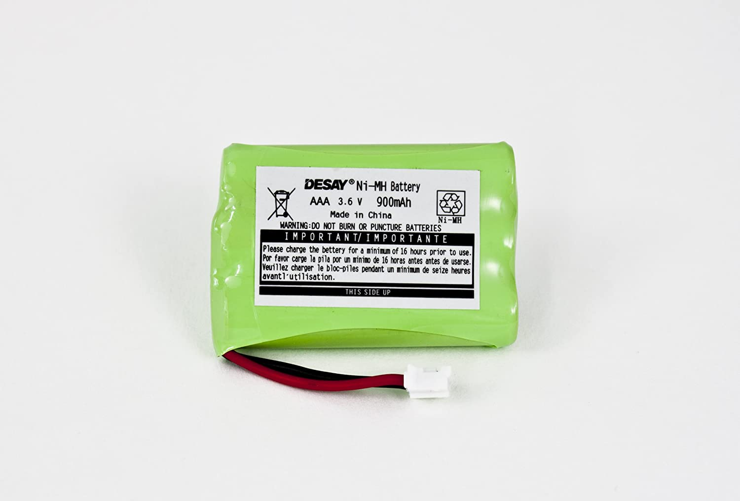 User Replaceable, Rechargeable Battery Pack for Motorola MBP33 and MBP36 Baby Monitors Motorola Baby BATT36