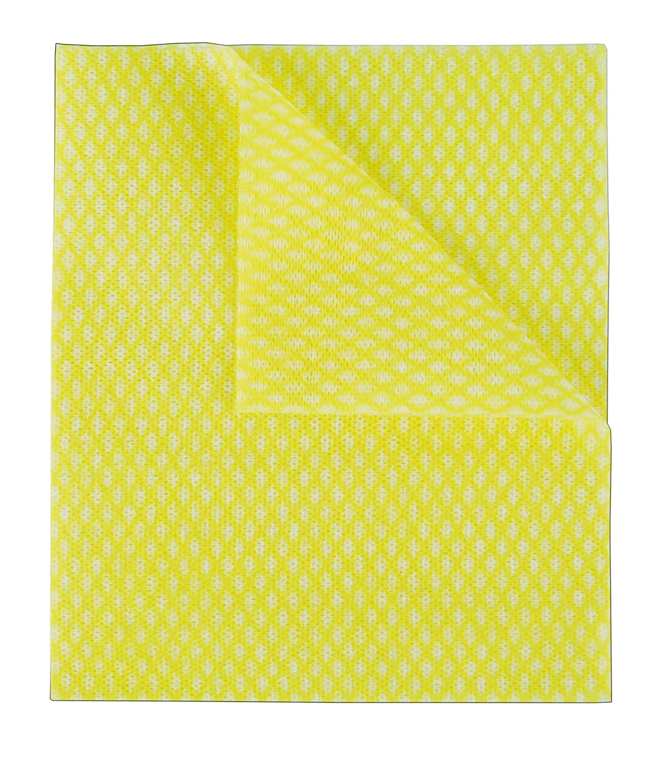 Disposable J Cloths Yellow Packet of 50 Ramon CLRMY50X