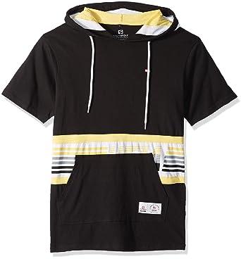 Southpole Men s Short Sleeve Hooded Fashion Tee  Amazon.in  Clothing ... 396de49e0