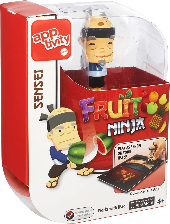 Amazon.com: Fruit Ninja Apptivity Game: Toys & Games