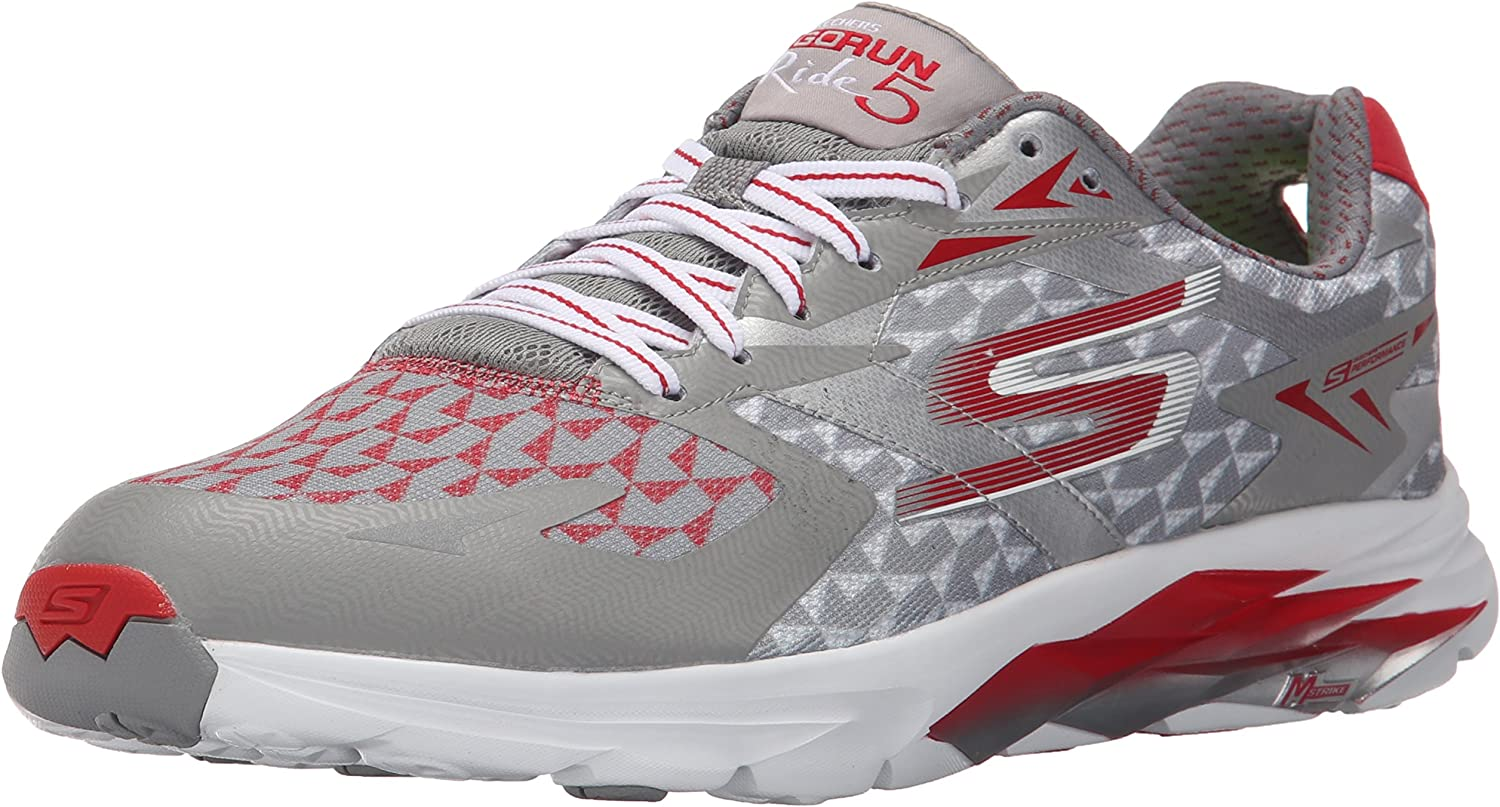 Skechers Performance Men s Go Run Ride 5 Running Shoe