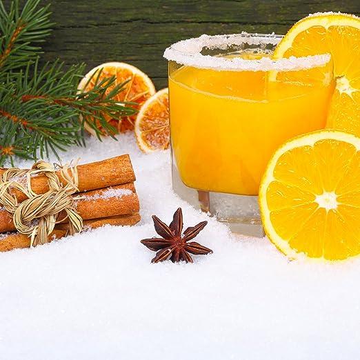 Naranjas SweetCare, sustitución de canela y Mint-la sustitución de azúcar con Erythritol y Stevia, la alternativa natural azúcar: Amazon.es: Hogar