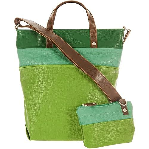 Daily D12 von Zwei Taschen, grün