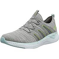 Skechers Solar Fuse-Electric Pulse, Zapatillas Deportivas para Mujer