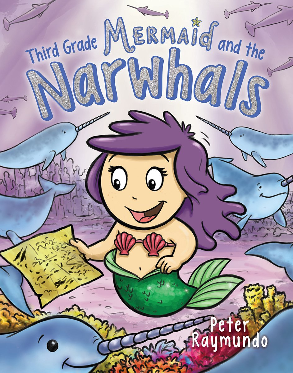 Third Grade Mermaid and the Narwhals PDF