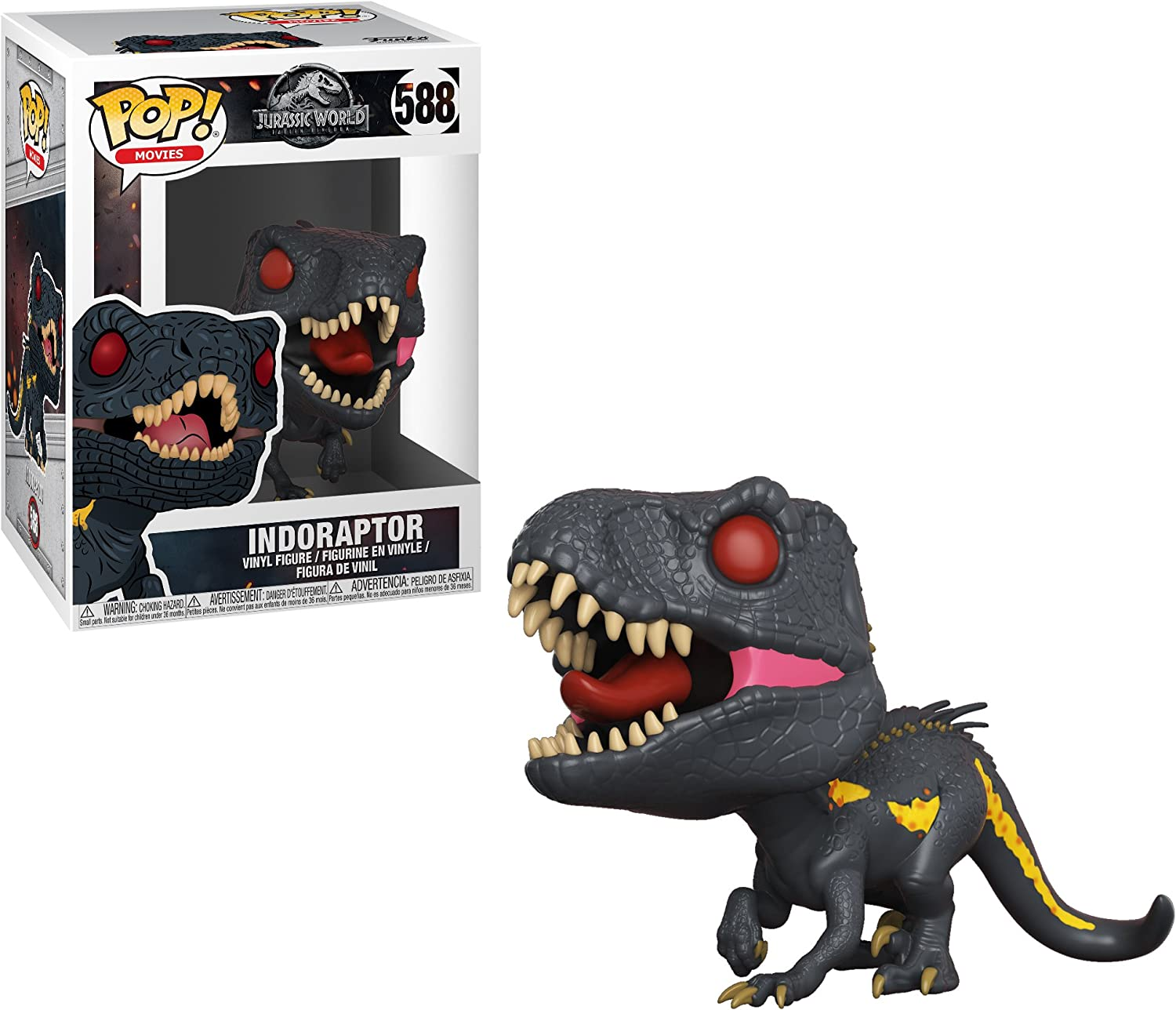 Pop Vinyl Vinyl--Jurassic World 2: Fallen Kingdom Stygimoloch Pop
