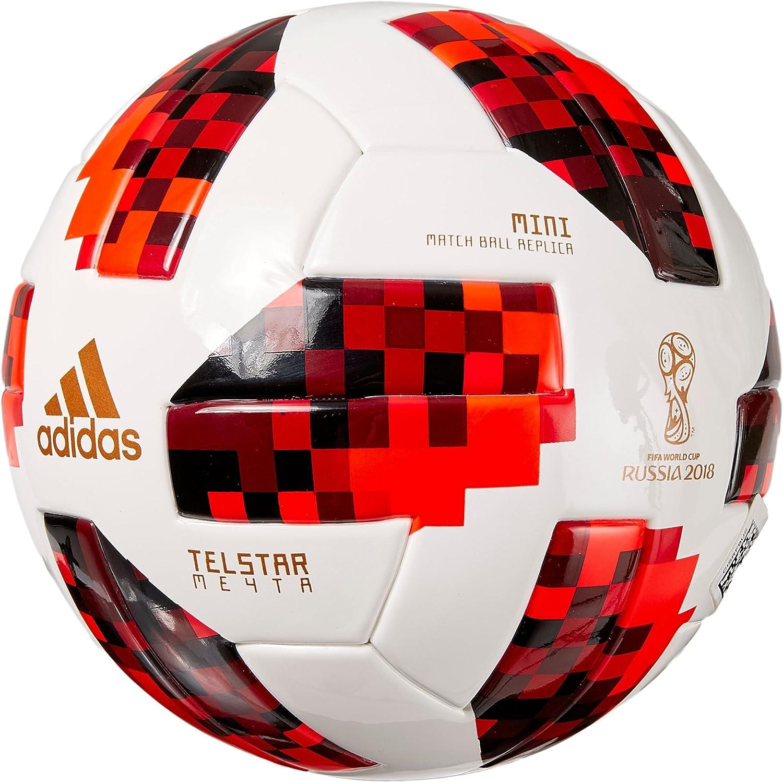 Grabar Locura De todos modos  Amazon.com: adidas - Balón de fútbol de la FIFA World Cup Knockout: Sports  & Outdoors