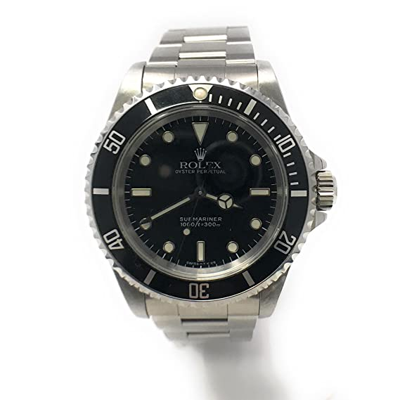 8ddbd058b9c Rolex Submariner swiss-automatic Mens Reloj 14060 (Certificado) de segunda  mano Comprar