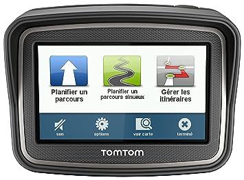 TomTom Rider Europe (v4) - Navegador para Moto (Pantalla de 10,9