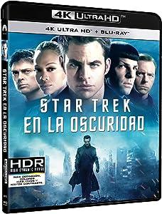 Star Trek: En La Oscuridad (4K Ultra HD) [Blu-ray]