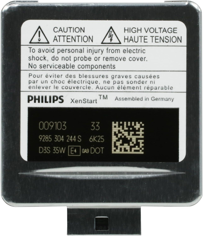 Philips D3s 35w 42403 9285301244 Xenstart Standard Bulb Xenon Scheinwerfer Brenner Lampe Neu Original 1 Stück Autolampe Auto