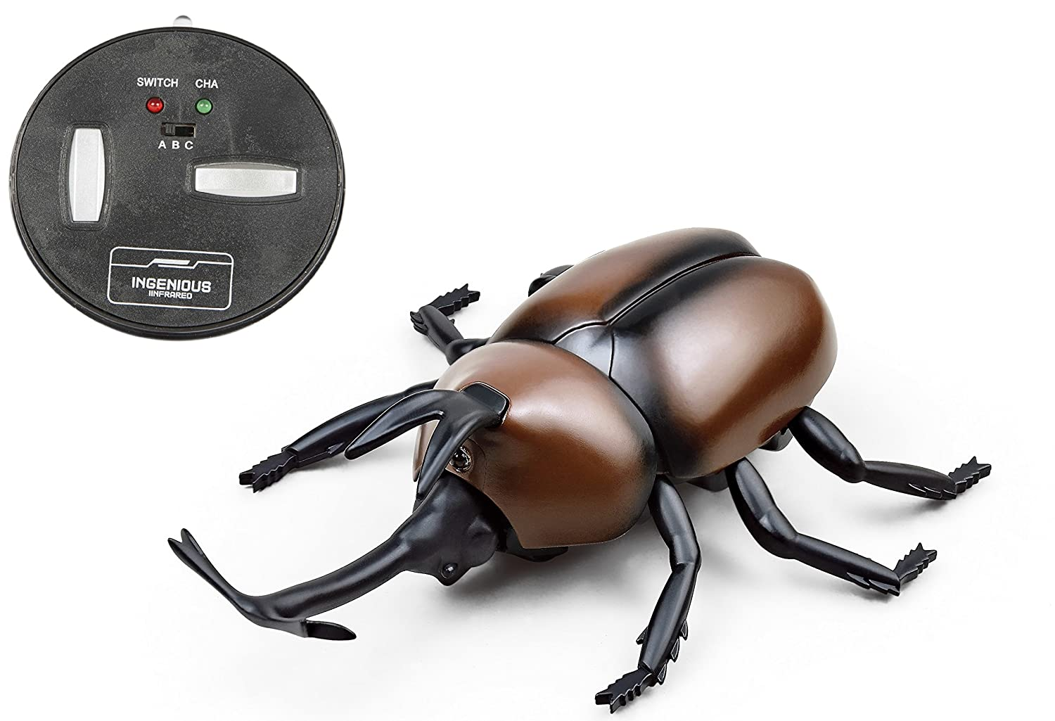 Innovation Infrared Rc Beetle - 360 ° Rotation