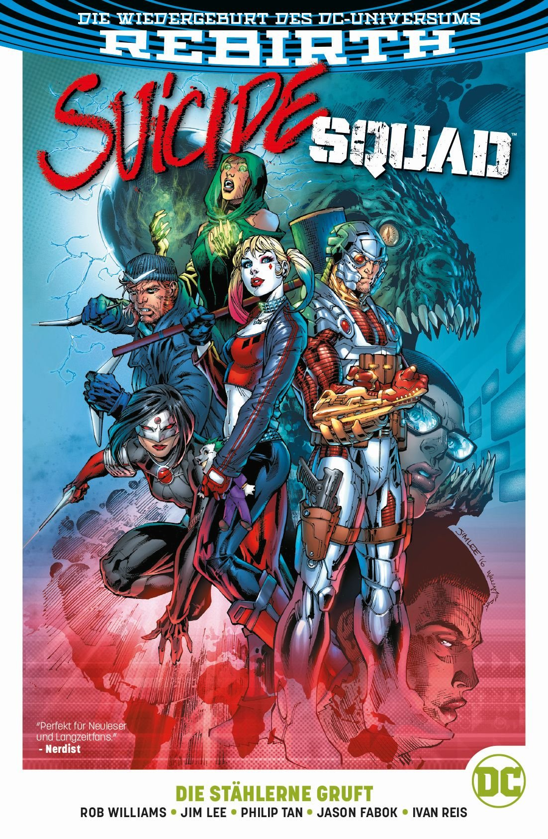 Suicide Squad: Bd. 1 (2. Serie): Die stählerne Gruft