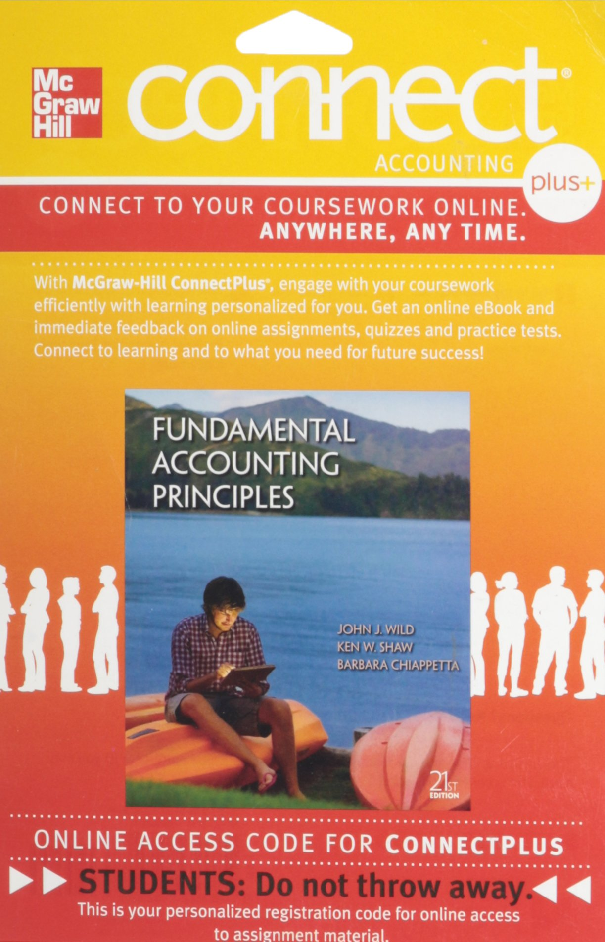 Connect access card fundamental accounting principles 21th edition connect access card fundamental accounting principles 21th edition printedaccesscode wild john 9780077525088 amazon books fandeluxe Images